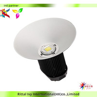Factory Price Ce 50W Industry Led High Bay Light With Free Shipping Made In China