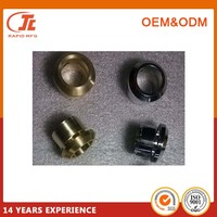 Brass ,Aluminum CNC machining parts with Chrome finished