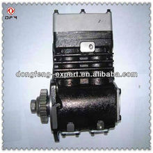 Automotive heater fan air tanks for compressors for glass tube