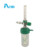 Oxygen Supply System Medical Flowmeter With German Standard Adaptor