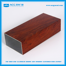 Wholesale high quality type of aluminium profile for windows
