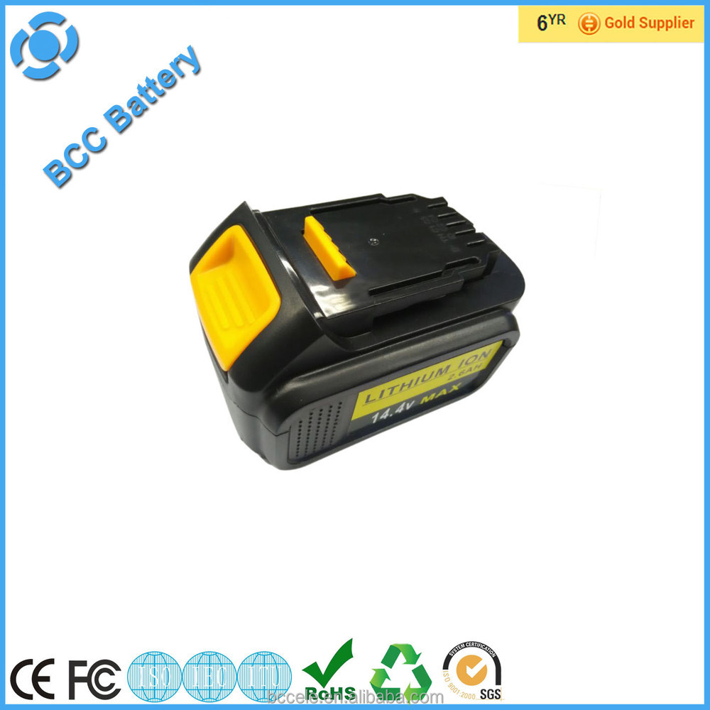 Long life Samsung dewalt 18v 3ah battery pack for dewalt tools combo