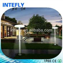 High power solar garden lighting pole light solar led driveway lighting with CE certificate