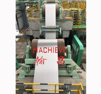 Stainless Steel Coil Abrator Shot Blasting Machine