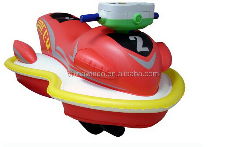 Best price inflatable sea scooter suzuki quad combined boat with jet ski