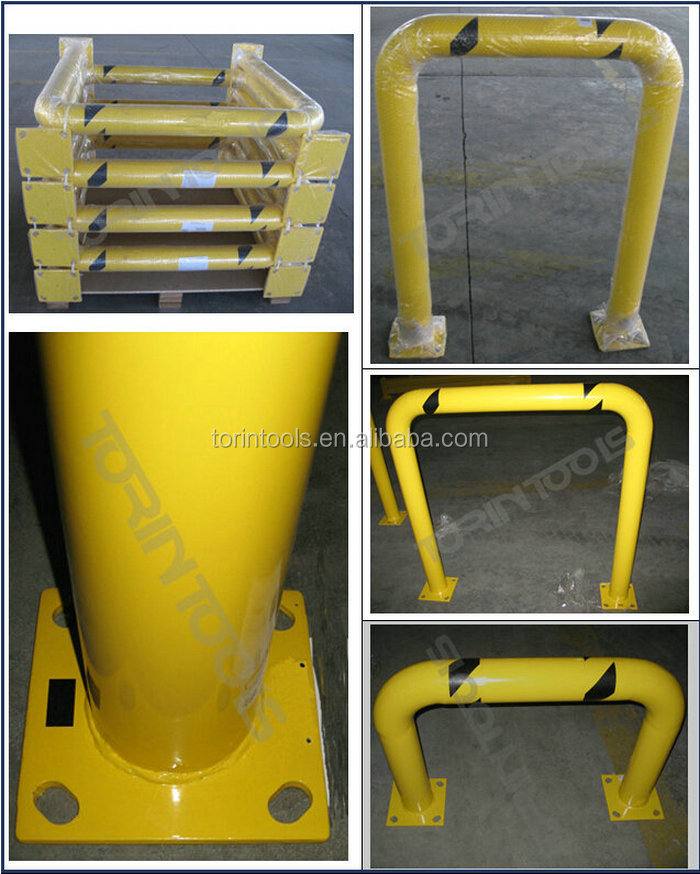 Industrial Beautiful Security Longer Life U-Type Safety Guard Rail Price