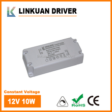 CE Approved 100-240VAC constant voltage triac dimmable 700ma 12v 6w led driver for Strip Light