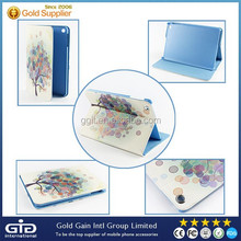 [GGIT] Colorful Tree Pattern Flip Cover For iPad Mini, For iPad Mini Case