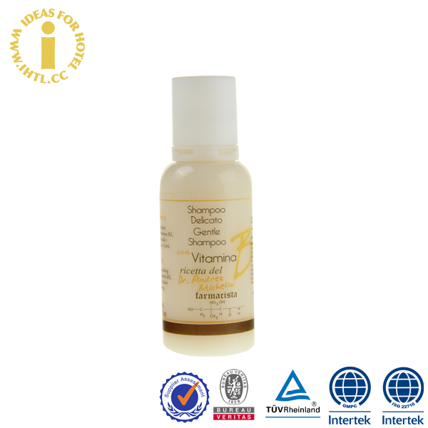 Professional Supply PLA Plastic Biodegradable Shampoo Bottle Wholesale