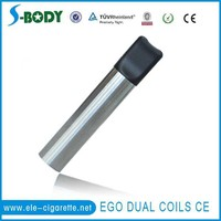 Wholesale e-cigarette cartomizer and atomizer ohm meter cheap electronic cigarette cartomizer ego dual coils cartomizer