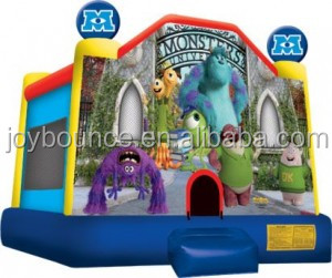 monster inc inflatable jump bounce house