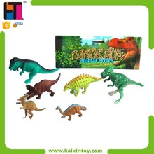 Wholesale Customized Hard Mini Plastic Dinosaur Toys