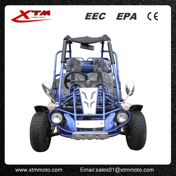 Powered 300cc off road sand buggy