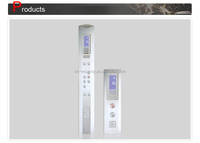 Design best sell high cop indoor split air conditioner