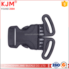 Duty Dual Adjustable Side Release Plastic Buckles