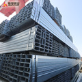 40*80*4.0 mm * 6m Galvanized hollow section Square & rectangular steel pipe steel tube