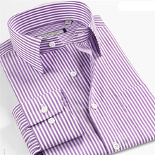 button up collar fake double collar fashion dress shirt for men