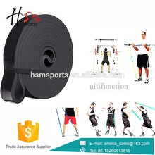 latex exercise loop band resistance band