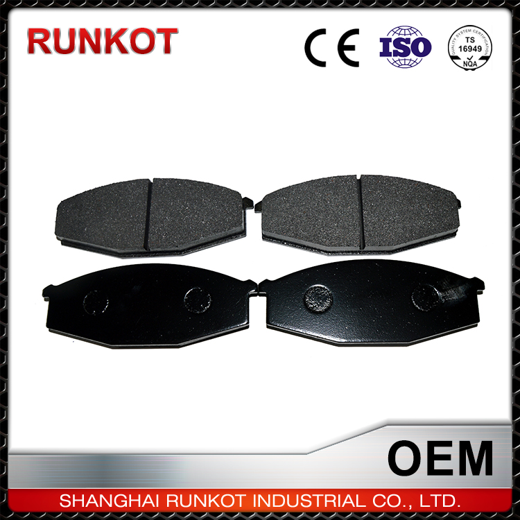 High Quality Economic Brake Pad Cross Reference