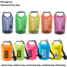 10 Litre Folding PVC Waterproof transparent Dry Bag
