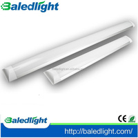 Commercial office led linear lighting fixture & supermarket hanging led batten light fixtures residential