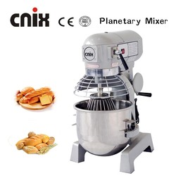 stainless steel cement mixer/automatic food mixer /planetary mixer making machine