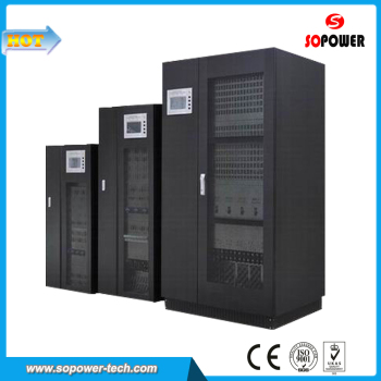 100KVA Low Frequency Three Phase Online UPS Power System