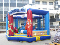 inflatable house inflatable bounce round for sale