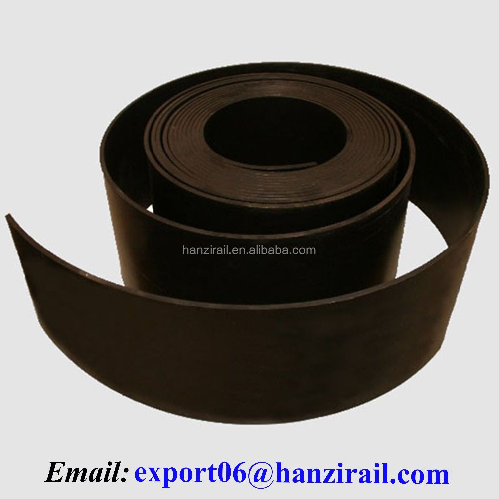Railway Rubber Crossing Plate Supplier