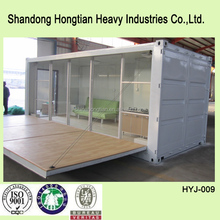 Comfortable cheap removable container houses