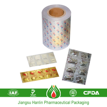 8011 alloy manufacture aluminum foil tablets pills packaging