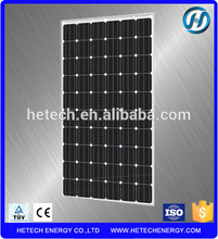 2015 new products roof solar panel pannelli fotovoltaici 240w mono / poly photovoltaic panel price