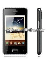 3 G WCDMA/GSM Android mobile phone I9220