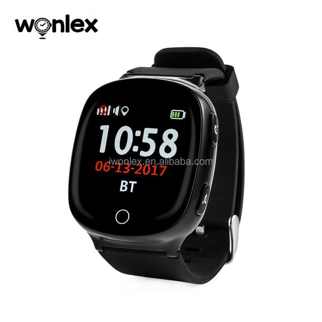 2017 high quality smart watch kids 3g Wifi touch screen gps kids smart watch EW100S