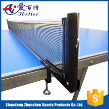 Mini Table Tennis Net Ping Pong Ball Net Replaceable Blue Table Tennis Net