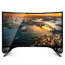 32K6 Series Curved TV with sound effect 1080P internet online smart TV