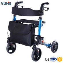 high quality folding disabled walker different types of walker with seat