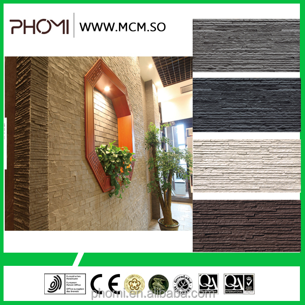 China supplier high quality flexible antiskid waterproof marble exterior wall cladding stone
