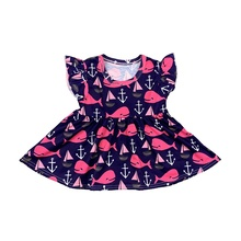 Baby girl skirts cute animal print toddler <strong>girl's</strong> <strong>dress</strong> casual wear for kids