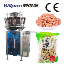 Full Automatic Peanuts Raw Pouch Form Fill Seal Packing Machine