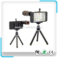 Micro Manual Focus Adjustment 8X Zoom Telephoto Lens Kit For iPhone5/5S