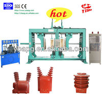 Best Price Onsite test APG1210 epoxy resin automatic pressure gelation hydraulic moulding machine