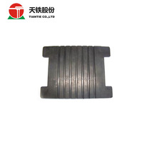 Used under rail railway track rubber pad