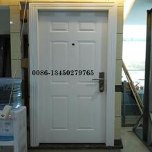 decorated design five panel steel door room door