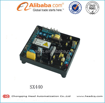 Hot selling alternator generator AVR SX440 Voltage Regulator
