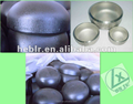 seamless carbon steel end cap