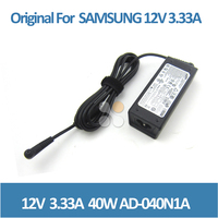 Original KC number 12V 3.33a 40w AD-040N1A for samsung laptop charger power supply