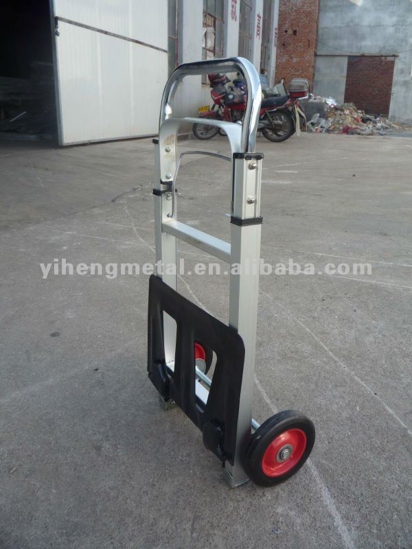 Portable Folding Aluminum Frame Hand Trolly HT2101