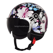 factory whole sale competitive price open face helmet for motorcycle scooter and street bike