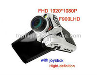 2.5'' Rotatable LCD Screen HD 1080P Motion Detection Digital Zoom Car Video Recorder Car DV DVR F900LHD